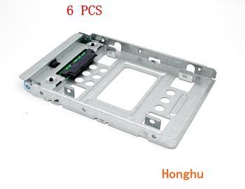 """6pcs 654540-001 2.5"""" to 3.5"""" SATA SSD HDD Adapter 4/ MicroServer Gen8 N54L N40L N36 f238f"""
