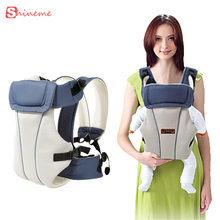 Back baby belt Breathable multi-functional front facing baby carriers infant toddler sling backpack pouch wrap kangaroo for baby цена в Москве и Питере