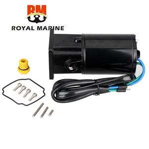 Image 2 - 809885A1 Tilt Trim Motor Voor Mercury Mariner Buitenboordmotor 40HP 125HP 809885A2 809885T2 893907 813447 Lester 10827