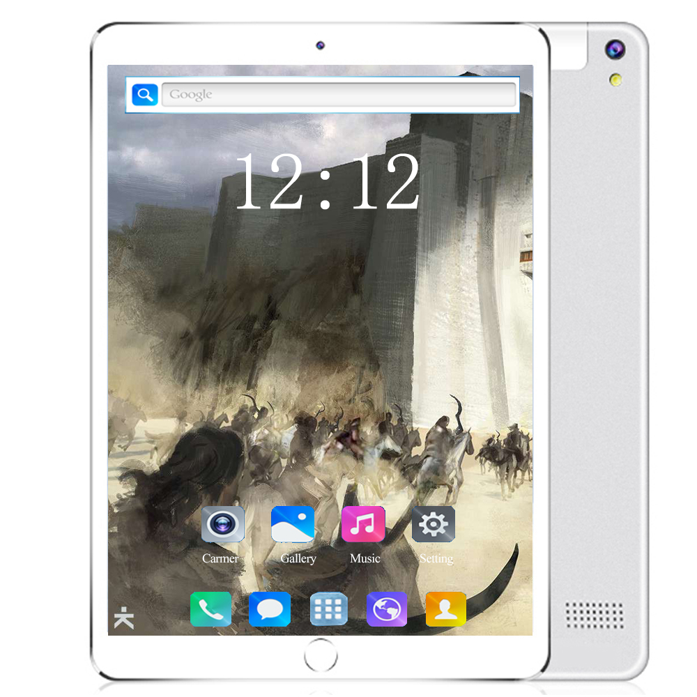 2020 Android 8.0 Screen Tablet Pcs 10.1 Inch 4G FDD LTE Tablet PC 10 Core RAM 6GB ROM 64GB Tablets Kids Tablet FM GPS 5MP+2MP