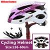 Kingbike 2019 novo design preto capacetes de bicicleta mtb mountain road ciclismo capacete da bicicleta casco ciclismo tamanho L-XL 19