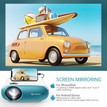 Мини-проектор VANKYO Cinema ango C100 5