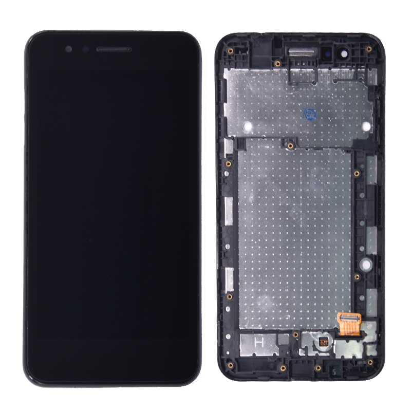 Original For LG K9 X2 X210 LCD Display With Touch Screen Digitizer Assembly With Frame K9 LCD Lcd