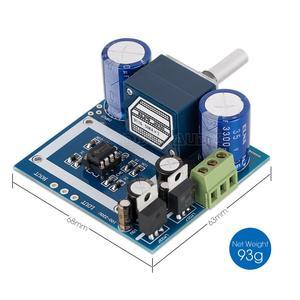Image 4 - Nobsound full dc hi fi 연산 증폭기 전치 증폭기 모듈 차폐 기능이있는 미니 스테레오 오디오 프리 앰프 보드 alps