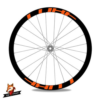2020 Notubes Crest S1 Mountain Bike Wheel Sticker for MTB Bicycle Rim Decals