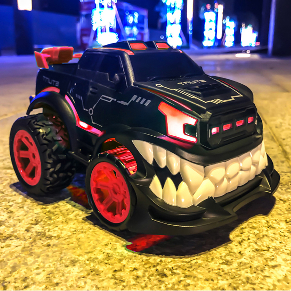 RC Car Drift Floating Remote Control Stunt Car 360° Spins Upright Drving Kids 2.4G Flash Lights Birthday Present Christmas Gift