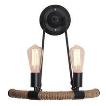 Retro Wall Lamp Appliques Luminaires Murales Lights For Bathroom Home Lighting Bedside Lamps Bar Loft