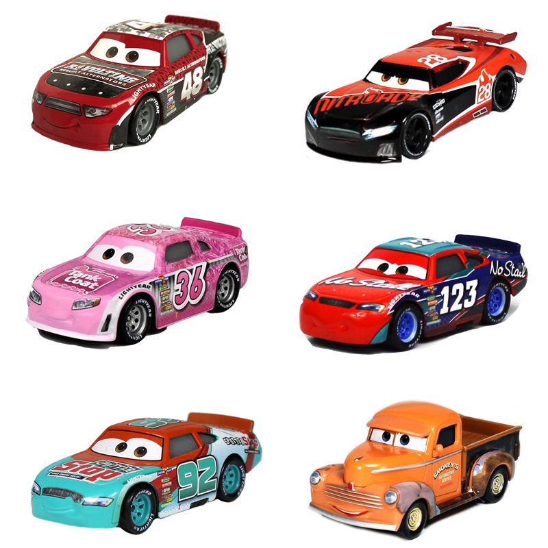 2 coches de Disney Pixar de 7cm, DE Ramirez Lightning, McQueen, familia de carreras, juguete de aleación de Metal fundido a troquel para niños, regalo para niños Filtro de entrada de lavadora para coche, 1 unidad, filtro, autocebante, conectores de agua de jardín rápido, inserto con válvula de retención de agua