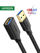 Ugreen – câble d'extension Mini USB 3.0 3.0, cordon d'extension pour Smart TV, PS4, Xbox One, SSD