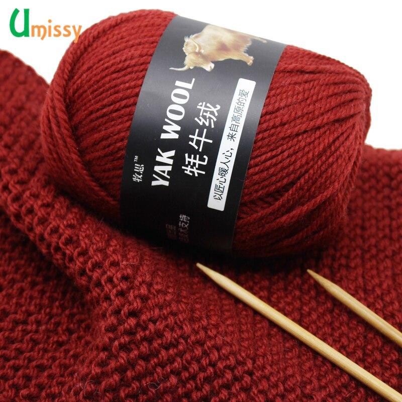 1pc 100g Fine Worsted Blended Crochet Yarn Knitting Sweater Scarf Yak Wool Yarn for Knitting|wool yarn|wool yarn for knittingcrochet yarn - AliExpress