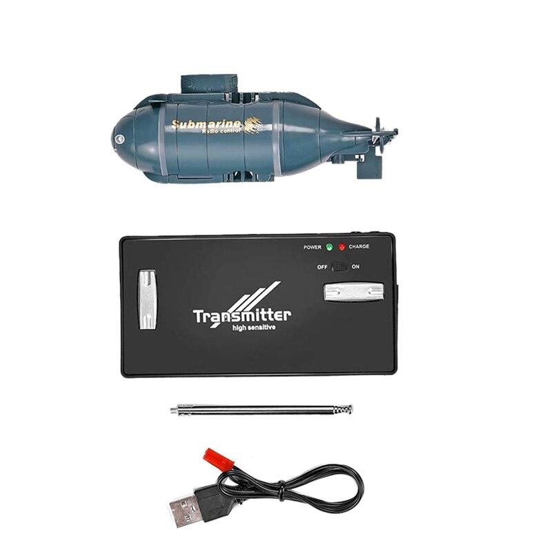 Мини пульт дистанционного управления подводная лодка беспроводной пульт дистанционного управления подводная лодка пульт дистанционного управления игрушка пульт дистанционного управления беспилотная спасательная лодка симулятор