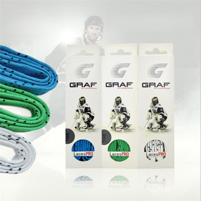Hockey Laces Skate Laces 84in 96in 108in 120in Perfect For Hockey Skates Boots Multi-Color Available QW