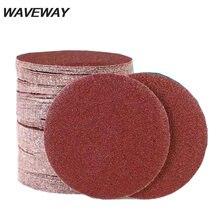 Waveway шлифовальный диск 40 800 зернистость 7 дюймов 180 мм