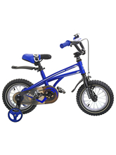 Youngsters Bike 12 inch with facet wheels comiron gta01b12