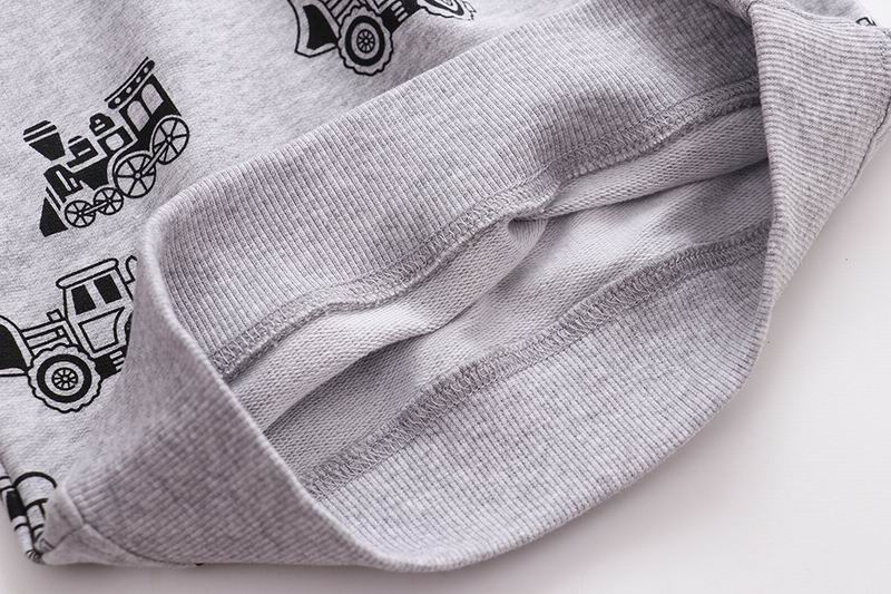 SAILEROAD Tractors Print Boys Sweatshirts Autumn Spring Children's Clothing Cotton for Baby Boys Clothes Kids Hoodies 5