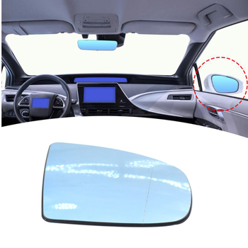 New Left Door Side Car Heated Rearview Mirror Glass 51167174980 51167298158 Replacement for E70 x5 x6 E71 E72 image