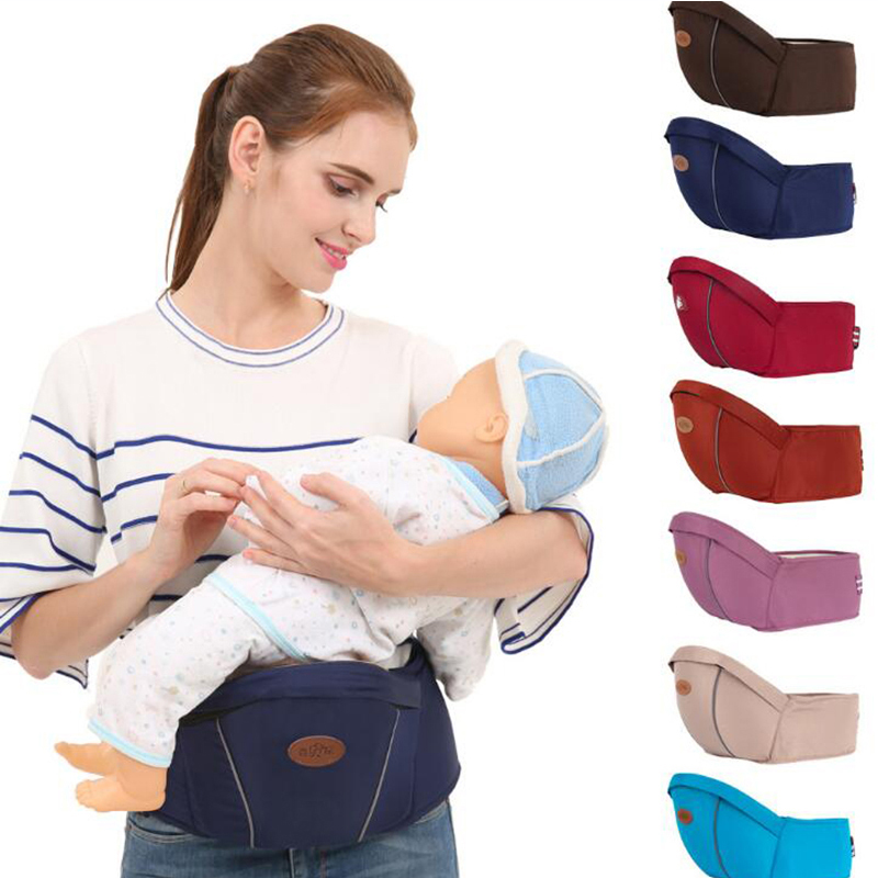 Baby Carrier Waist Stool Walkers Baby Sling Hold Waist Belt Backpack Hipseat Belt Kids Infant Hip Seat Newborn Baby Banquette