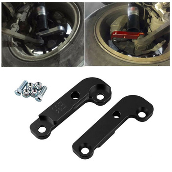 Parts Drift Lock Kit For BMW E36 M3 Adapter Increasing Turn Angles About 25- Aluminum image