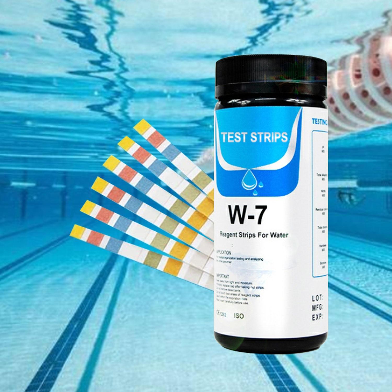 Tiras de prueba de Tanque De Agua para peces de acuario 7 en 1, papeles para pruebas de PH Total, nitrito alcalino, dureza de cloro Residual, bromo 50 Uds. E18-TBH-27 CH340G USB interfaz 2,4 GHz 27dBm puerto serial uart módulo de prueba ZigBee