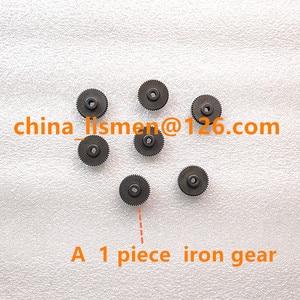 Image 3 - 48 치아 도어 사이드 미러 접이식 모터 폴드 미러 모터 플라스틱 기어 for mazda 5 6 8 자동차 백미러