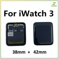 For Apple Watch 3 Series 3 LCD Sinbeda Original GPS+Cellular Display Digitizer Assembly For iwatch 3 Series3 S3 38mm 42mm LCD Mobile Phone LCD Screens Cellphones & Telecommunications -