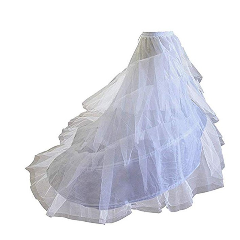 Net Yarn Two Loops Petticoat Skirts Used As Bridal Gowns Large Stage Host  Beautiful Dresses Evening Dresses