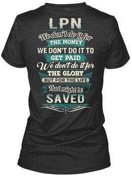 Koszulka męska koszulka dumna LPN (2) koszulka damska