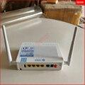 Бесплатная доставка оригинальный ZTE F673a V9 Dual Band 4ge + 1tel + 2usb + Ac 5G Wifi Ont ONU Gpon английская версия секундная стрелка без питания