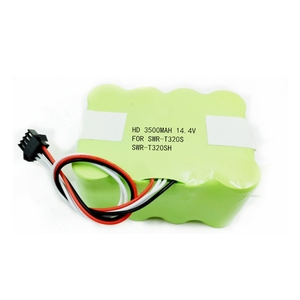 14.4V 3500MAh NI-MH SC Rechargeable Battery for Fmart FZ-Q2 Q1 YZ-JA1 R550W Haier SWR-T320S Vacuum Cleaner