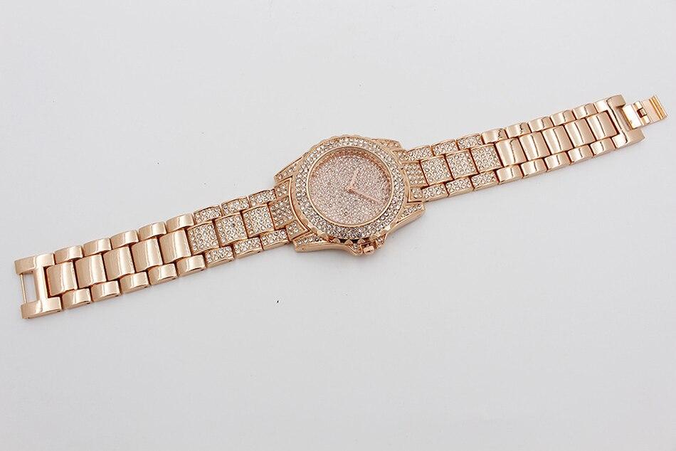 Rose gold watch  (11)
