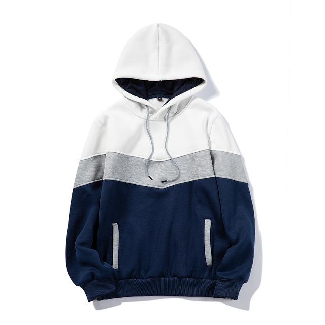 New Men's Sweater, Breathable Sweatshirt, Casual Hooded One-Piece Jersey, Comfortable And Breathable Fabric 2