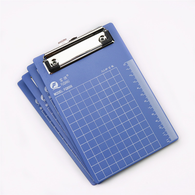 Wen Ni A6 Clipboard Writing Board Clip Board Office And School Supplies Office Accessories Free Shipping
