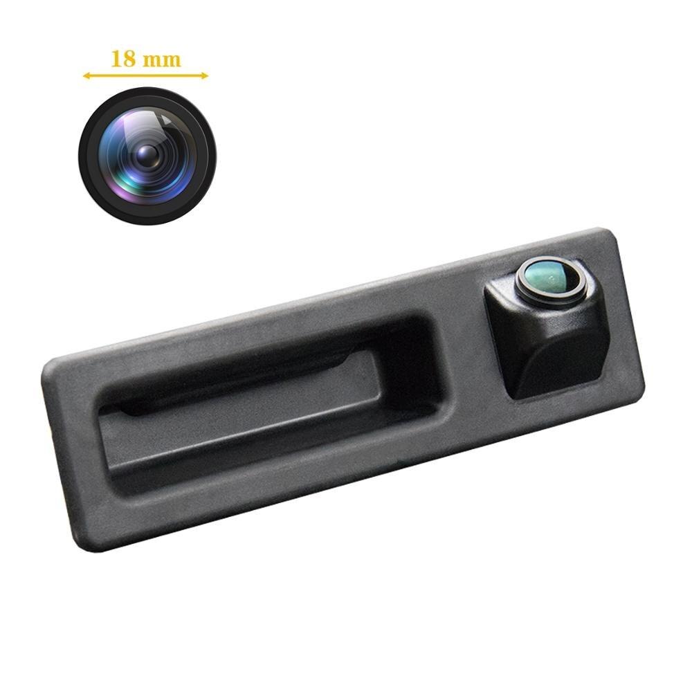 Камера заднего вида для BMW 3er F30 5er F10 X4 F26 X3 F25 X5 F15, резервная камера заднего вида ночного видения HD 1280*720P камера водонепроницаемая