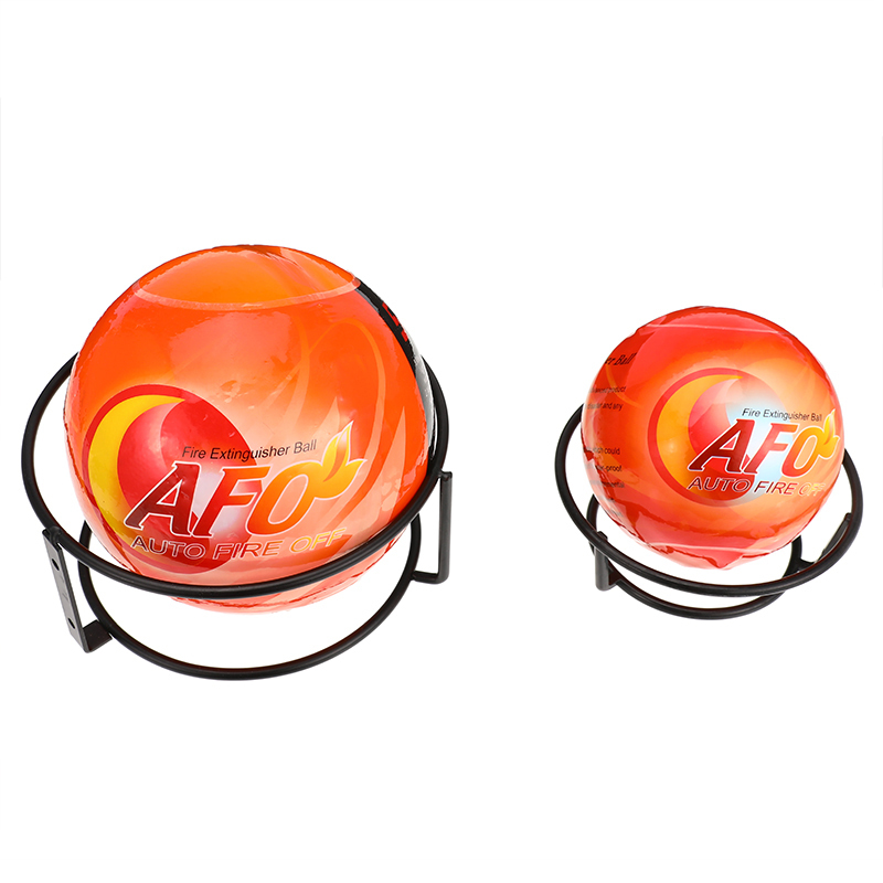 AFO Automatic Fire Extinguisher Ball Auto Self Activation Anti-Fire Ball Easy Throw Stop Fire Loss Tool Safety 0.77KG/1.7KG