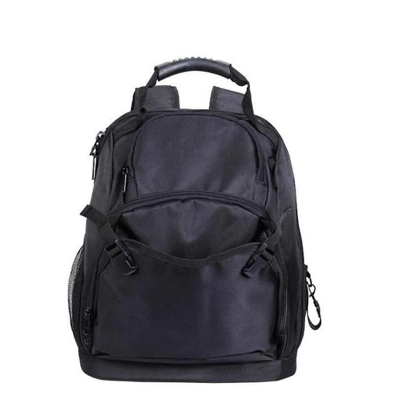 Shoulder Tool Backpack Multifunction Tool Bag Oxford Cloth Waterproof Repair Tool Bag Storage Tool Backpack Handbag Bag