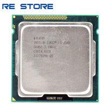 used Intel Core i3 2100 3.1GHz Dual-Core CPU Processor 3M 65W LGA 1155