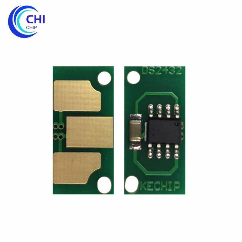 20 pces unidade de imagem de imagem compatível chip tambor para konica minolta magicolor 7400 7440 7450 7450ii tambor unidade chip