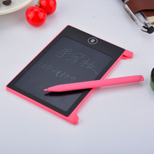 Drawing Toy LCD Writing Tablet Erase Drawing Tablet 4.4 inch Electronic Paperless LCD Handwriting Pad KIds Early Educational Toy drawing toys lcd writing tablet erase drawing tablet 4 4 inch electronic paperless lcd handwriting pad baby early educational to
