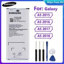 Bateria Original EB-BA510ABE EB-BA510ABA para Samsung Galaxy A5 2015 A5 2016 EB-BA520ABE A5 2017 SM-A520F A5 2018 SM-A510F A5100