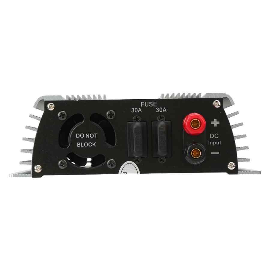 600W sieciowy czysty sinusoidalny domowy falownik solarny 22-60V do klimatyzatorów kina domowego szlifowanie elektryczne koła