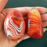 Натуральный камень Сардоникс Агат пальмовые камни игры маленькие камни и кристаллы заживляющие кристаллы