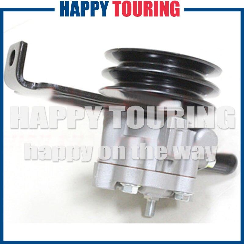 for ISUZU D-MAX 4JB1 4JA1 Power Steering Pump 8-97331940-1 8973319401