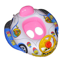 2020 Baby Swimming Floats Swimming Ring Infant Inflatable Swim Tube Trainer Pool Water Toy Random Style