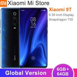 "Image 1 - Wersja globalna Xiaomi Mi 9T Redmi K20 Smartphone 6GB 64GB Snapdragon 730 48MP + 20MP 6.39 ""wyświetlacz AMOLED 4000mAh bateria"
