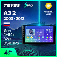 TEYES SPRO For Audi A3 2 8P 2003 - 2013 S3 2 2006 - 2012 RS3 1 2011 2012 Car Radio Multimedia Video Player Navigation GPS(China)