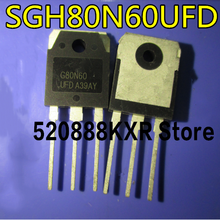 10 шт/G80N60UFD TO-3P IGBT 600V 80A