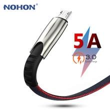 1 м 2 м 3 м Micro USB кабель для быстрой зарядки для Xiaomi Redmi Note 5 Pro samsung S7 J5 J7 huawei, зарядное устройство для мобильного телефона, длинный провод