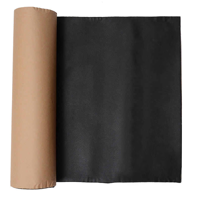 1 Roll 200cmx50cm 5mm Self Adhesive Car Sound Heat Insulation Cotton Sound Proofing Deadening Insulation Foam Mat Acoustic Panel
