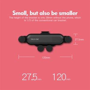 Image 4 - Oto araba kaymaz Mat yerçekimi telefon araba için araç tutucu hava firar sabitleme kıskacı cep telefon tutucu GPS standı araba aksesuarları TSLM2
