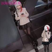 DokiDoki Game Azur Lane Cosplay Admiral Graf Spee Costume Women  Azur Lane Cosplay Costume Halloween